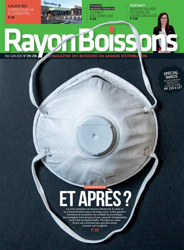 Rayon Boissons - Mai-juin 2020