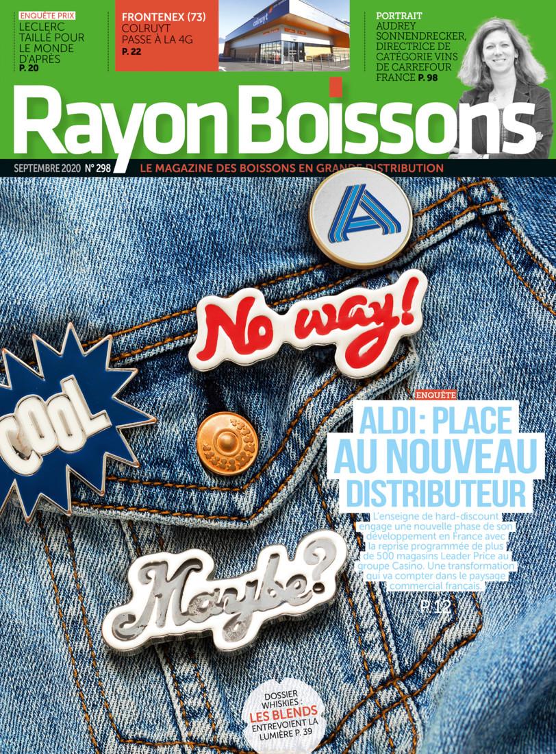 Rayon Boissons - Septembre 2020